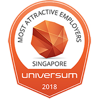 Universum Badge 2018