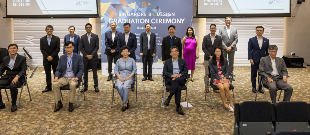 Empowering asia next generation of healthtech innovators
