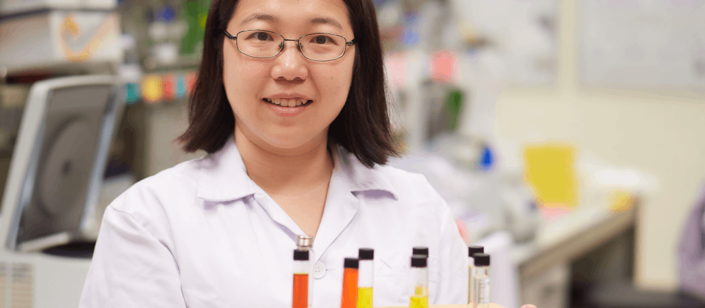 Faces of ASTAR: Dr Chen Xixian
