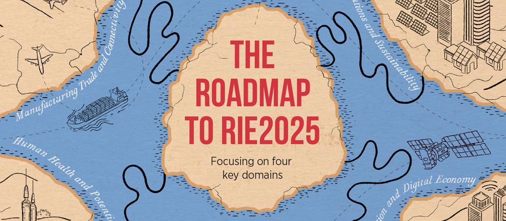 Roadmap to RIE 2025