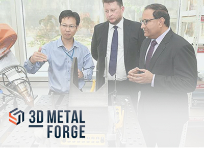 techaccess - 3d metal forge