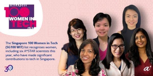 Singapore 100 Women in Tech