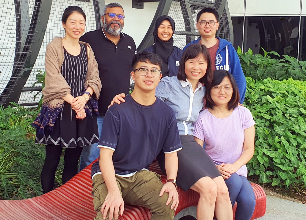Women in Science: Ms Aw Ai Ti and her SG Translate team