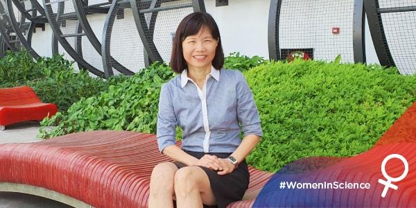Women in Science: Ms Aw Ai Ti