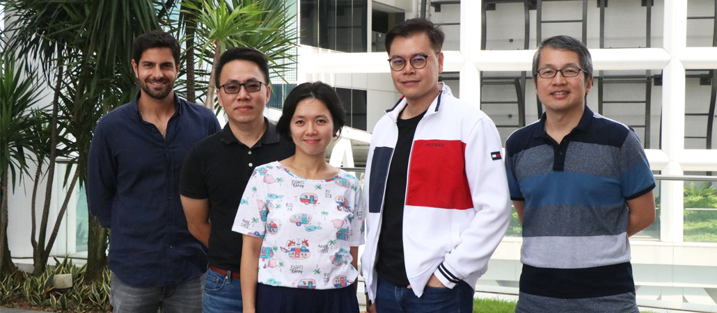 3D Tree Modelling: Dr Like Gobeawan, Dr Su Yi and IHPC Team