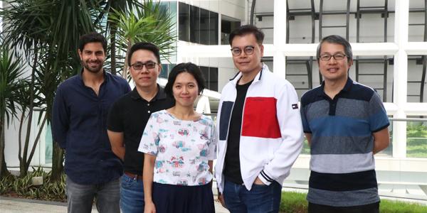 3D Tree Modelling: Dr Like Gobeawan, Dr Su Yi and IHPC Team