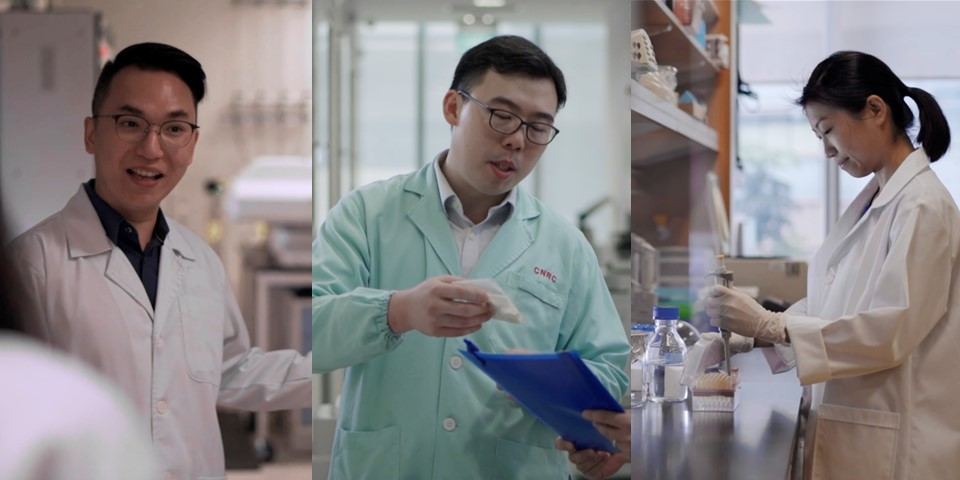 The Future of Food and Nutrition: Dr Kelvin Ng, Dr Shaun Sim, Dr Sarah Luo