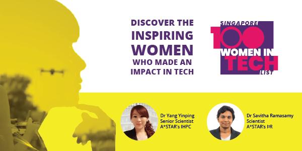 Singapore 100 Women in Tech (SG100WIT) 2020