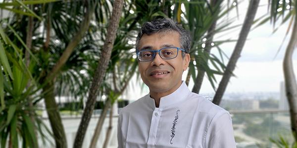 Dr Subhra K Biswas