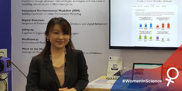 Dr Yang Yinping from IHPC