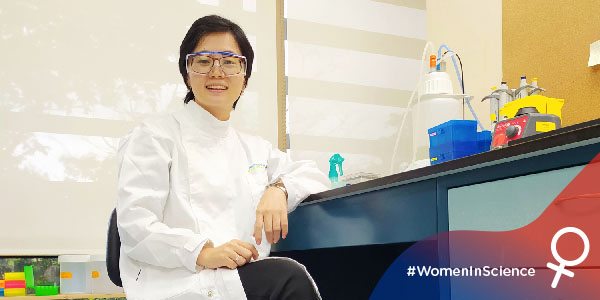 Women in Science: Dr Ruifen Weng