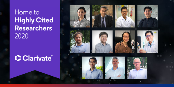 Highly Cited Researchers 2020