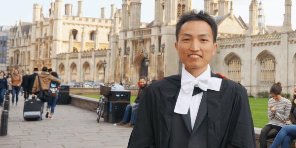 Scholars of A*STAR: Tan Yaw Sing