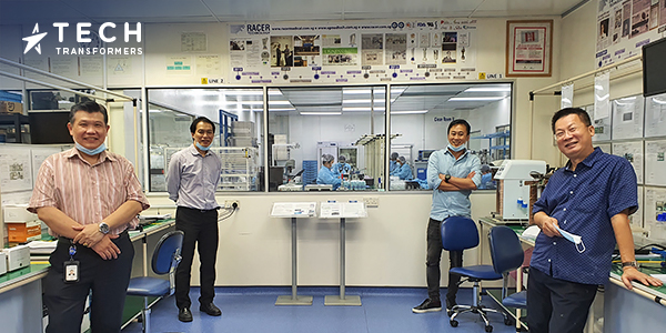 Racer Technology's Smart Factories Make the Singapore SME Shine