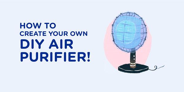 ASTAR DIY Air Purifier