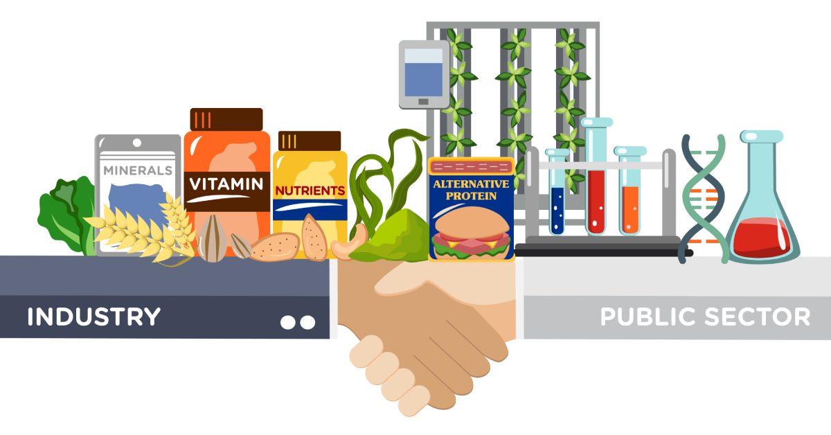 Food Innovation - Industry Collaboration