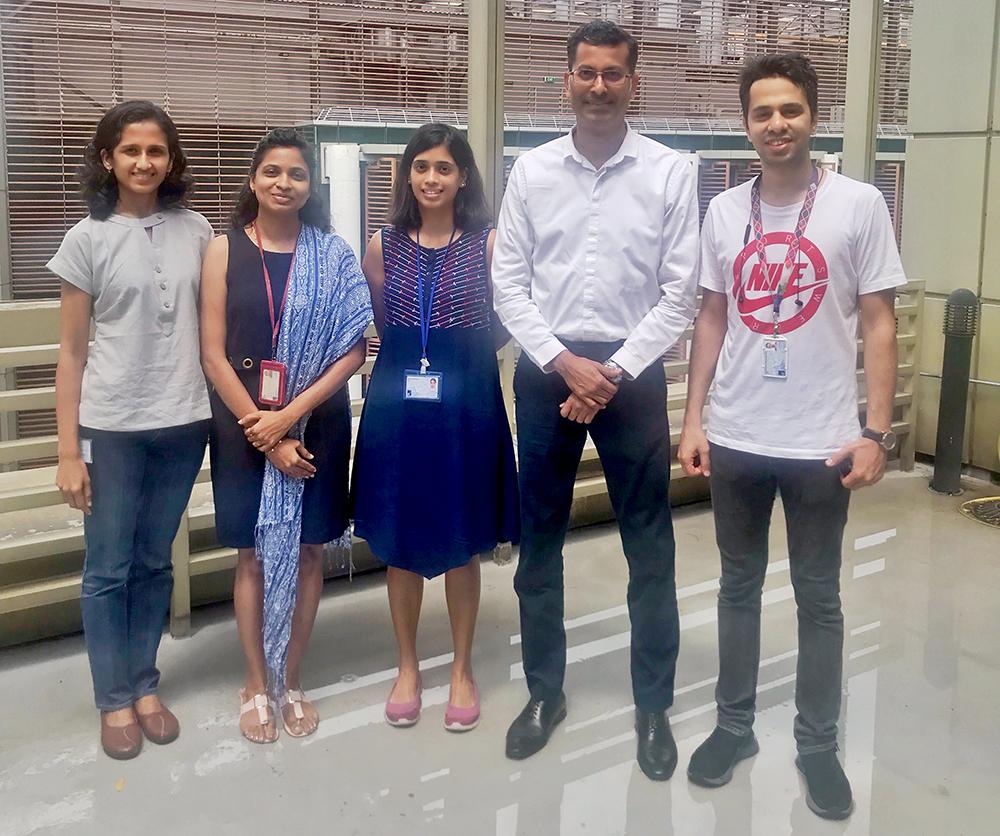 Genome Institute of Singapore CZI-AIDA Team