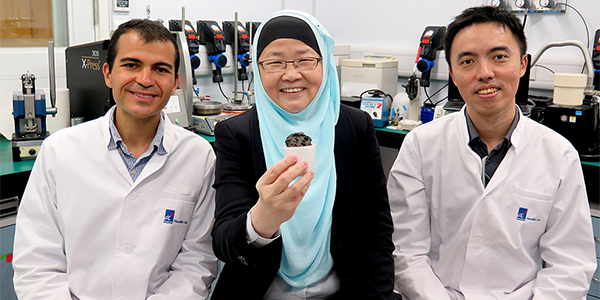NBL researchers behind cupcake electrolyte