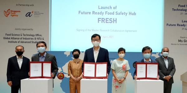 Future Ready Food Safety Hub (FRESH)