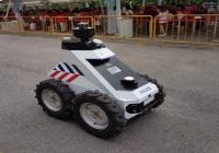 Security and Transport Robot