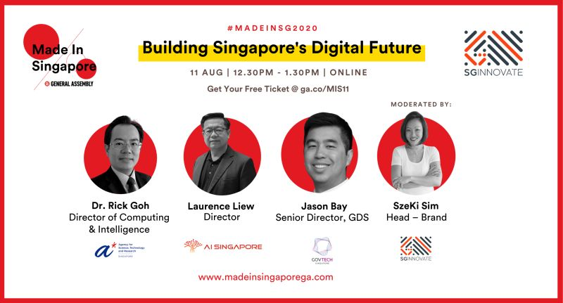 Building Singapore's Digital Future