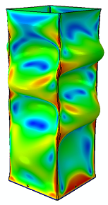 Process simulations for Powder Bed AM