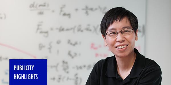Li Hongying - Science Prize 2021 Winner