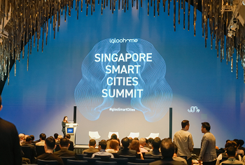 Singapore Smart Cities Summit Event
