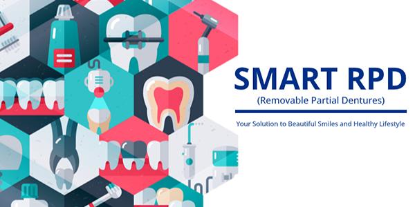 Smart Removable Partial Dentures