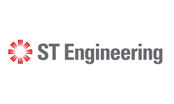 ST engineering logo