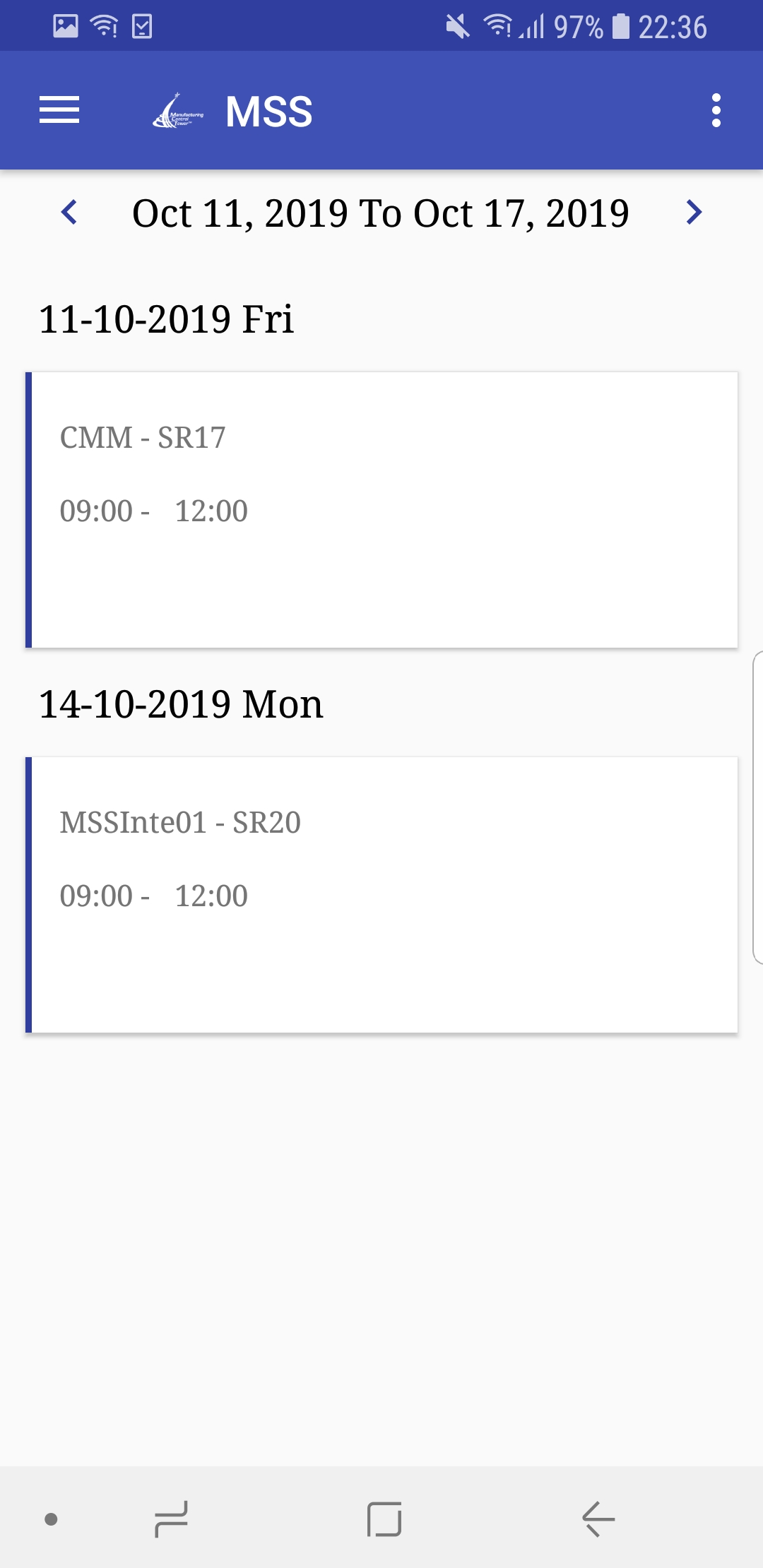 MobileApp-Employee-Schedule-List