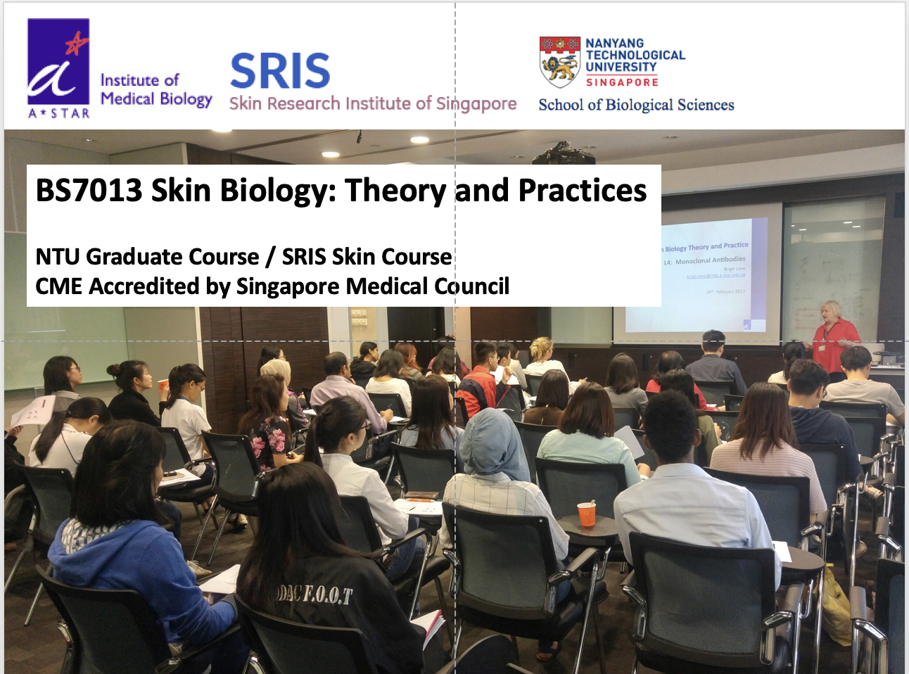 BS7013 Skin Biology: Theory and Practices