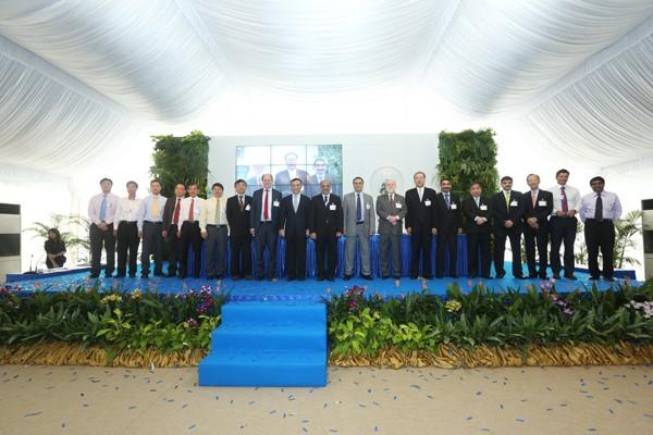 GroundBreaking Ceremony2012