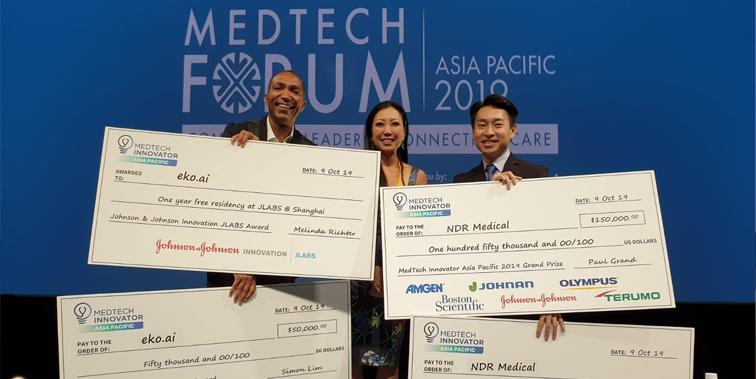 BII - Medtech Forum 2019 Winners
